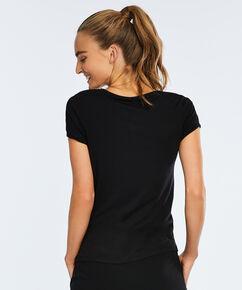 HKMX sport T-shirt Doutzen, Zwart