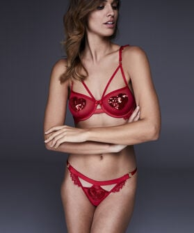 String Candy, Rood