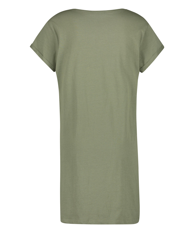 Nachthemd Dreamer, Groen, main