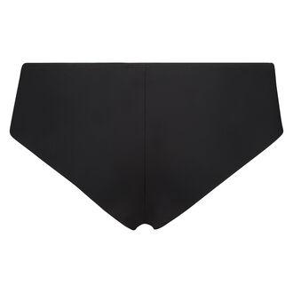Slip Satin fleece, Zwart
