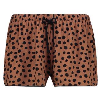 Pyjama short, Bruin