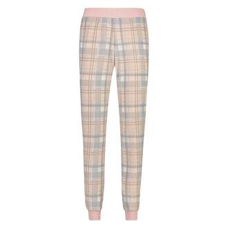 Pyjamabroek Fleece, Roze