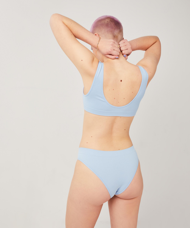 Bralette Bae, Blauw, main