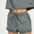 Shorts Sweat French, Groen