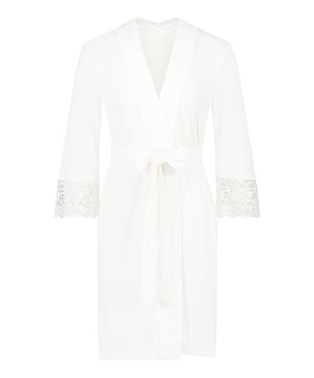 Kimono Vera Lace, Wit