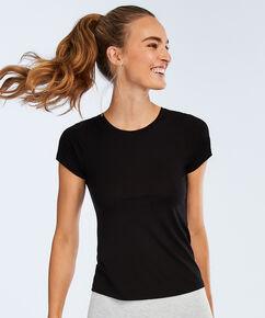 HKMX sport T-shirt, Zwart