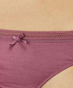 String Lara Cotton, Roze