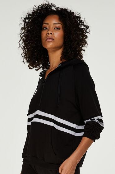Hunkemöller DKNY hoodie Zwart