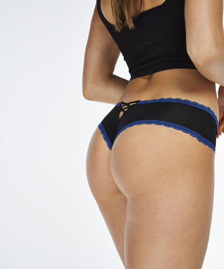 Brazilian V-shape Gracie, Zwart