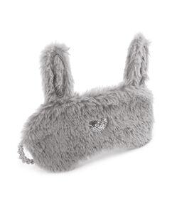 Slaapmasker Bunny, Grijs