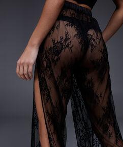 Pant All Over Lace Tamara, Zwart