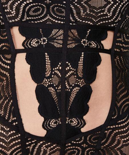 Body Asset, Zwart