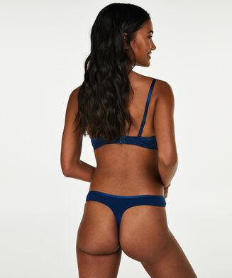 String Davu, Blauw