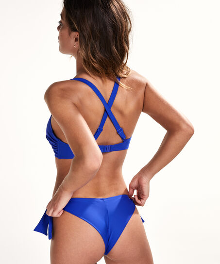Brazilian bikinibroekje Sunset Dream, Blauw