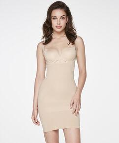 Naadloze WYOB corrigerende jurk, Huidskleur
