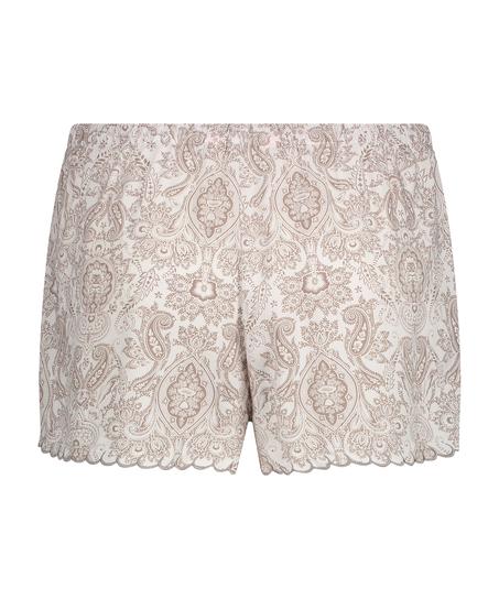 Pyjama shorts, Wit