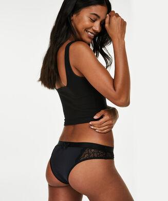 Brazilian Tanya, Zwart