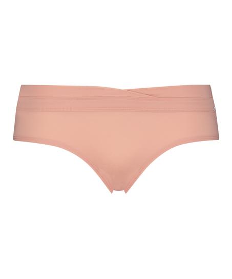 Brazilian short Soft, Roze
