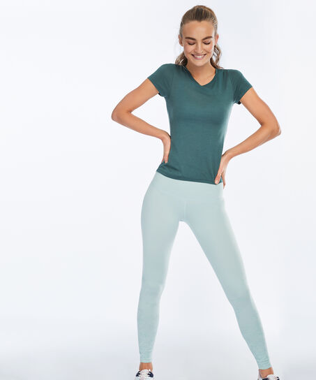 HKMX sport T-shirt , Groen