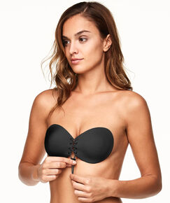 Hunkemöller Push-up Plak Bh Zwart