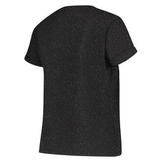 HKMX Sportshirt met korte mouwen, Zwart