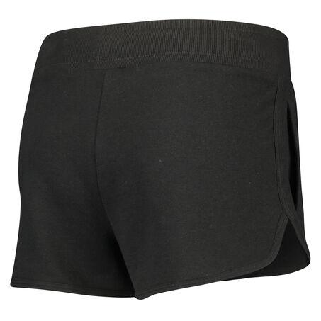 HKMX Sweat Short, Zwart