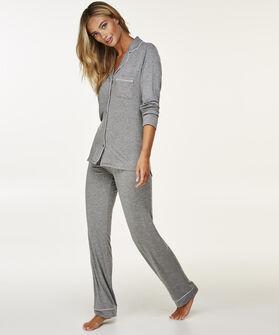 Pyjamaset Jersey, Grijs