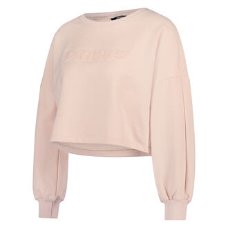 HKMX Cropped Sweater Doutzen, Bruin