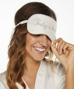 Slaapmasker Bridal, Wit