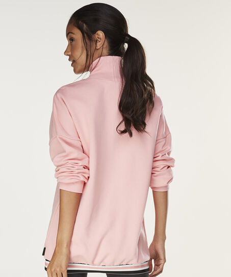 HKMX Sweater Branded, Roze