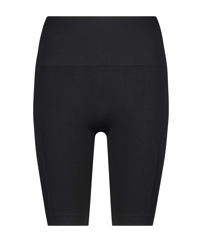 Cycling shorts Bae, Zwart, main
