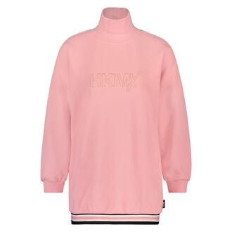 HKMX Sweater Branded, Roze