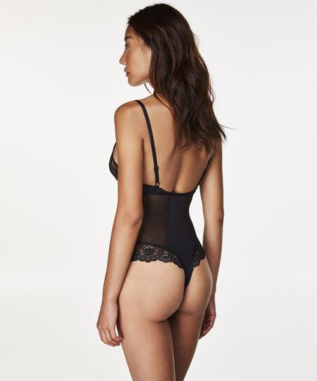 Body Libby, Zwart