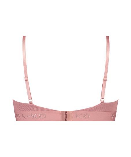 Bralette Amalia HKM x NA-KD, Roze