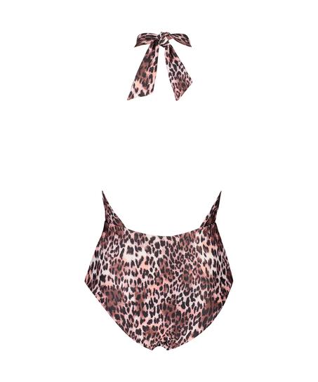 Badpak Leopard, Bruin