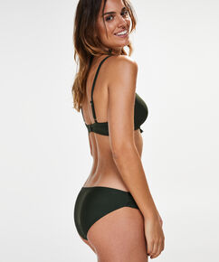 Voorgevormde beugel bikinitop Amanda Queen, Groen