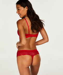 Boxerstring Sophie, Rood