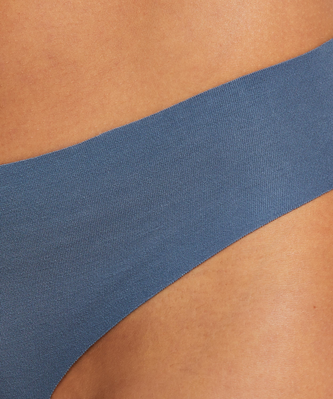 Invisible brazilian katoen, Blauw, main