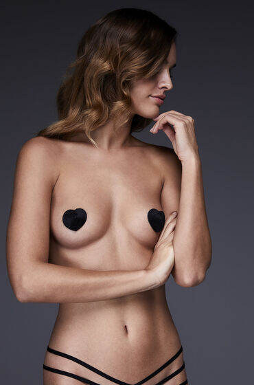 Hunkemöller Private Nipple Cover Fake Fur