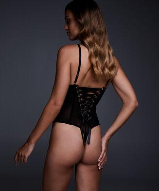 Body Mila, Zwart