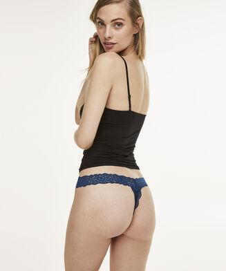 String Bianca, Zwart