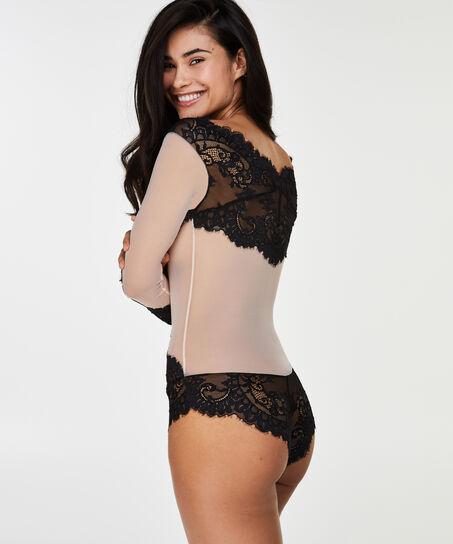 Body Ludovica, Zwart