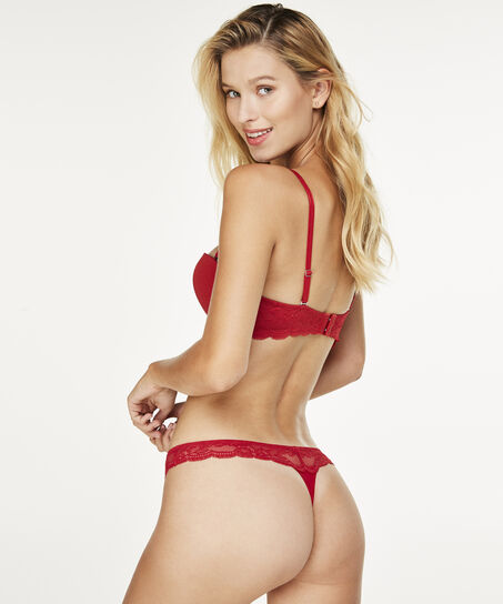 String Angie, Rood
