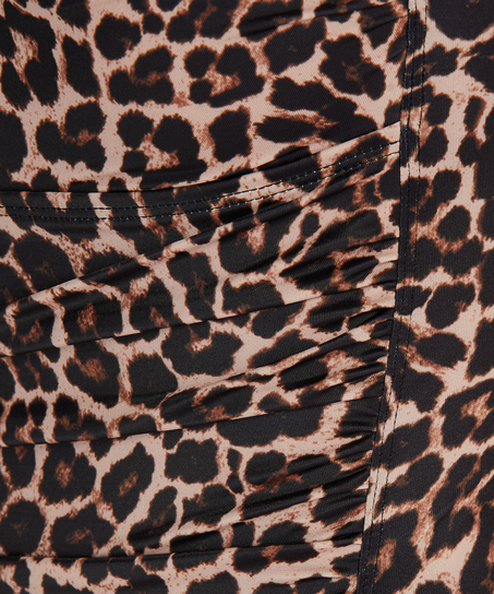 Badpak Leopard, Beige
