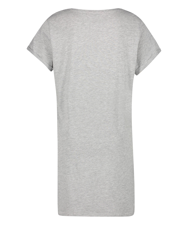 Nachthemd Siesta, Grijs, main
