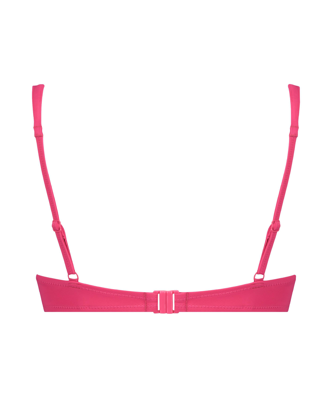 Push-up bikinitop Luxe Cup A - E, Roze, main