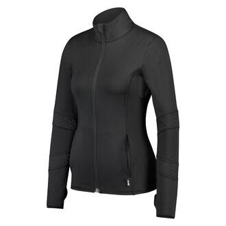 HKMX jacket Lasercut, Zwart