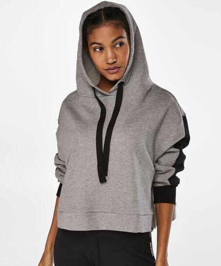 HKMX Sweater, Grijs