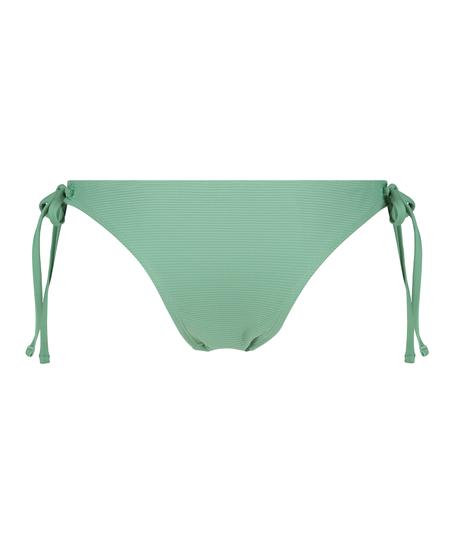 Brazilian bikinibroekje Sienna, Groen