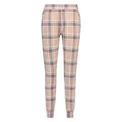 Pyjamabroek Brushed Jersey, Roze